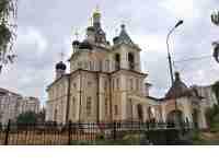 Храм в честь Сретения Господня Ул. Саранская, вл.1